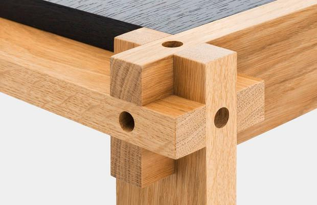 榫卯结构,是中国古建筑以木材